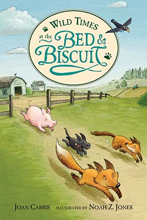 Wild Times at the Bed & Biscuit